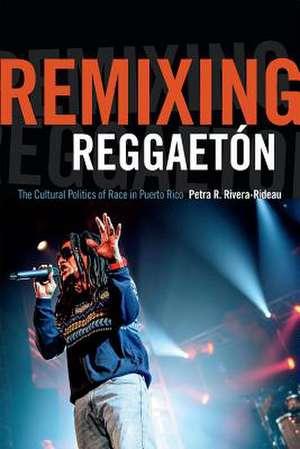 Remixing Reggaeton imagine
