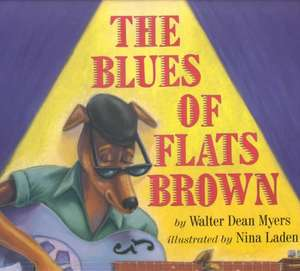 The Blues of Flats Brown de Walter Dean Myers