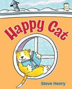 Happy Cat de Steve Henry