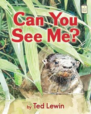 Can You See Me? de Ted Lewin