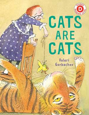 Cats Are Cats de Valeri Gorbachev