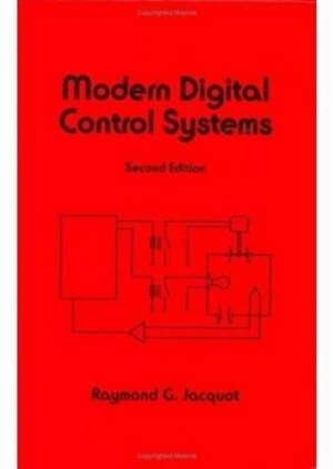 Modern Digital Control Systems, Second Edition de Raymond G. Jacquot
