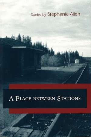 A Place between Stations: Stories de Stephanie Allen