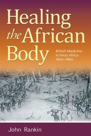 Healing the African Body