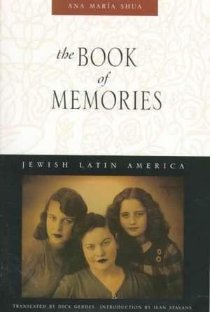 The Book of Memories de Ana Maria Shua