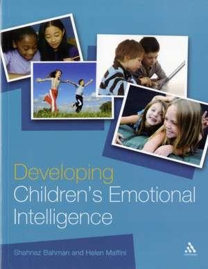 Developing Children's Emotional Intelligence imagine