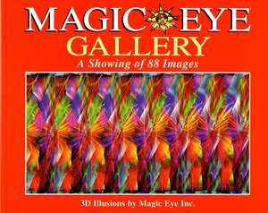 Magic Eye Gallery: A Showing of 88 Images imagine