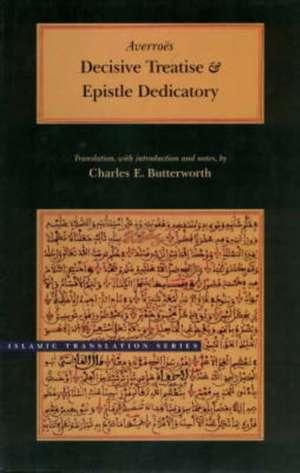 Decisive Treatise and Epistle Dedicatory imagine