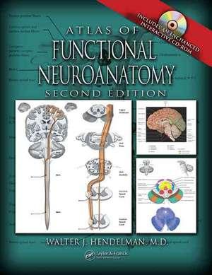 Hendelmann  M: Atlas Of Functional Neuroanatomy