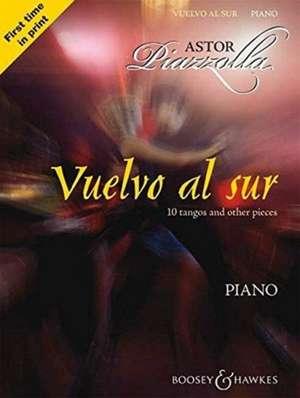 Vuelvo al sur de Astor Piazzolla