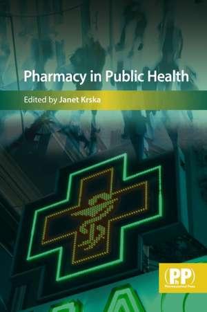 Pharmacy in Public Health imagine
