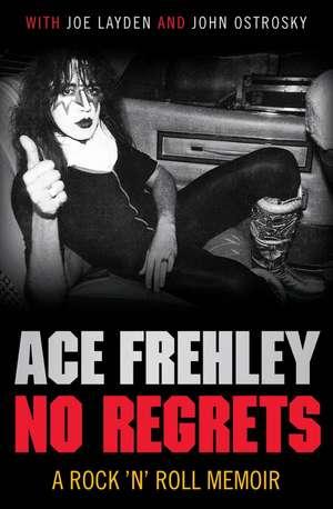 No Regrets de Ace Frehley