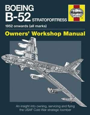 Boeing B-52 Stratofortress:  1952 Onwards (All Marks) de Steve Davies