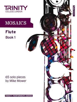 Mosaics For Flute (initial-grade 5)
