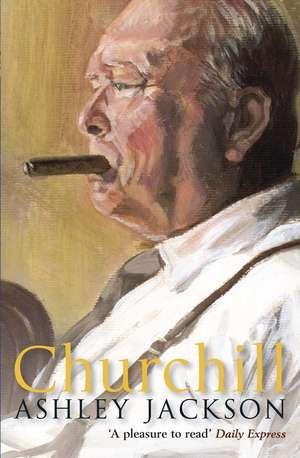 Churchill de Ashley Jackson