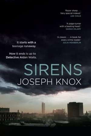 Sirens de Joseph Knox