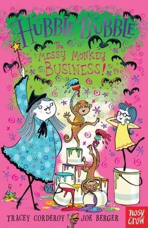 Hubble Bubble: The Messy Monkey Business