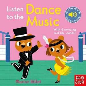 Listen to the Dance Music de Marion Billet