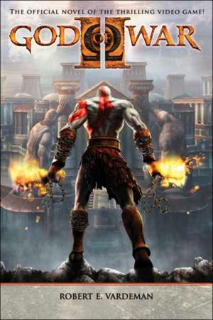God of War II de Robert E. Vardeman