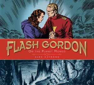 Flash Gordon:  The Complete Flash Gordon Library 1934-37 de Alex Raymond