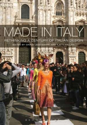 Made in Italy de Grace Lees-Maffei