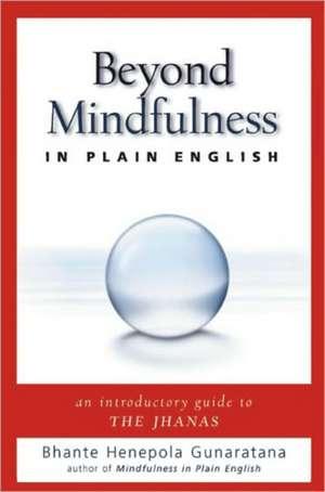 Beyond Mindfulness in Plain English imagine