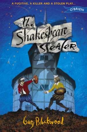 The Shakespeare Stealer de Gary Blackwood