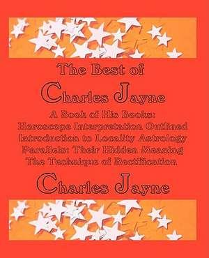 The Best of Charles Jayne de Charles Jayne