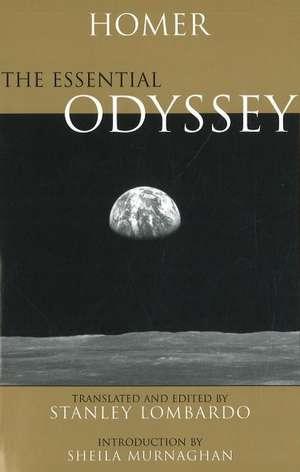 The Essential Odyssey de Homer