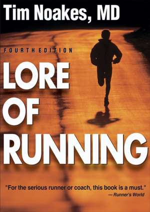 Lore of Running - 4th imagine
