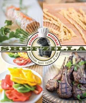 Shefzilla: Conquering Haute Cuisine at Home de Stewart Woodman