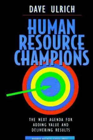 Human Resource Champions