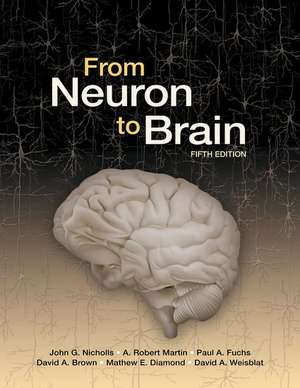 From Neuron to Brain de John G. Nicholls