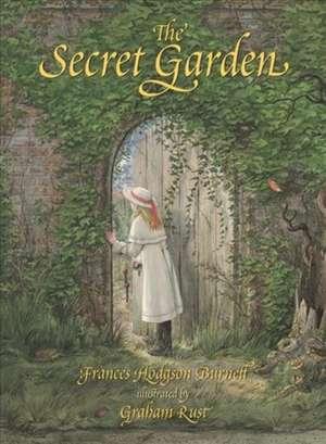Secret Garden de Frances Hodgson Burnett