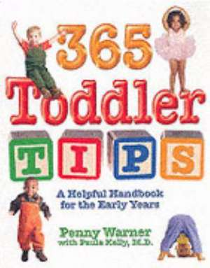 365 Toddler Tips