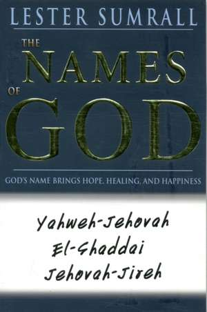 The Names of God de Lester Sumrall