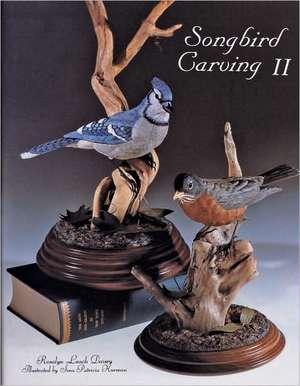 Songbird Carving II imagine