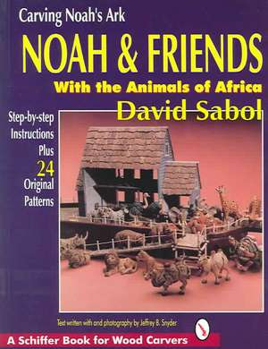 Carving Noah's Ark imagine