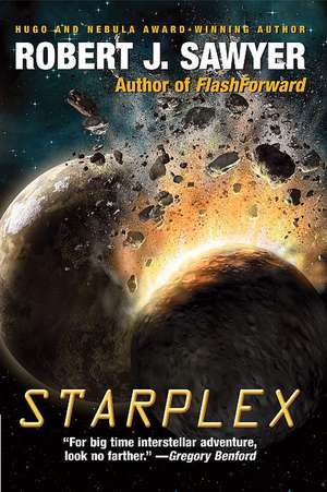 Starplex de Robert J. Sawyer