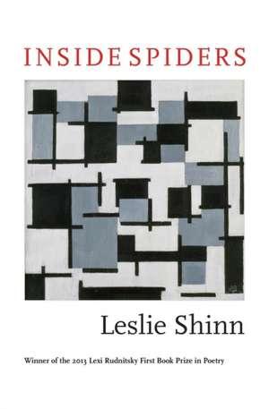Inside Spiders de Leslie Shinn