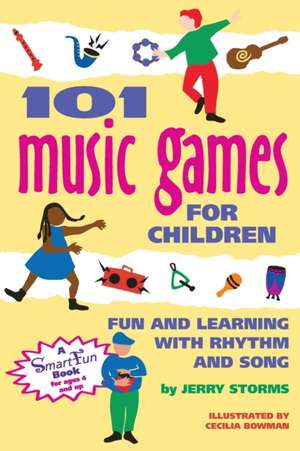 101 Music Games for Children