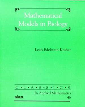 Mathematical Models in Biology imagine