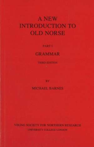 A New Introduction to Old Norse imagine