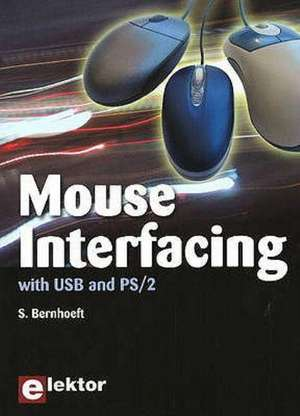 Mouse Interfacing with USB and PS/2 de S. Bernhoeft