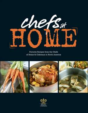 Chefs at Home de Sue Christelow