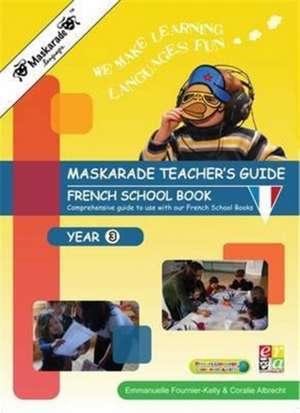 Le Petit Quinquin Teacher's Guide for French Book Year 3 de Emmanuelle Fournier-Kelly