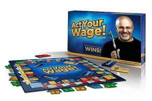 Dave Ramsey's Act Your Wage! de Dave Ramsey