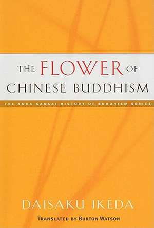 The Flower of Chinese Buddhism imagine