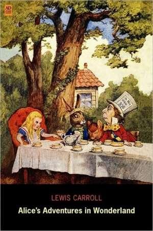 Alice's Adventures in Wonderland (Ad Classic) de Lewis Carroll