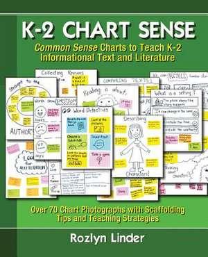K-2 Chart Sense de Rozlyn Linder